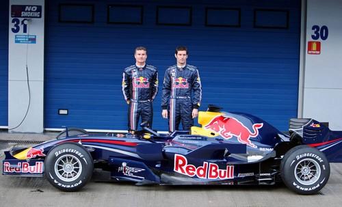 David Coulthard – Mark Webber – Red Bull RB4
