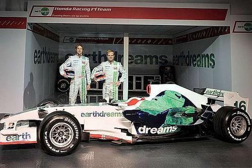 Jenson Button – Rubens Barrichello – Honda RA108